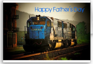 Father's Day Train Card from Zazzle.com_1245215877815